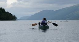 The Great Glen Canoe Trail
