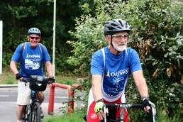 Odyssey Challenging Cancer Bike Fundraising