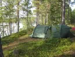 Sweden Canoe Trip 2014